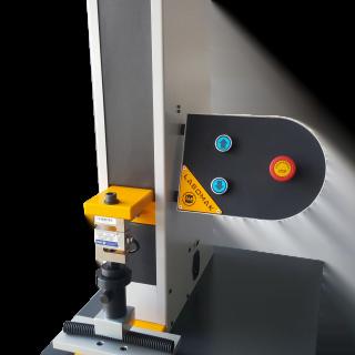 TS EN 61386-22 Esnek Elektrik Boru Sistemleri için Tam otomatik Oluklu, Spiral VE Kangal Boru Sıkıştırma Test cihazı