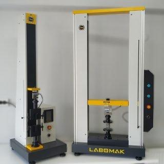 LABOMAK çekme kopma cihazı çeşitli kapasitelerde