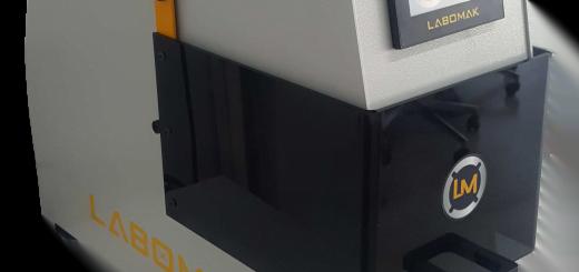 LABOMAK Karton Patlatma Test Cihazı